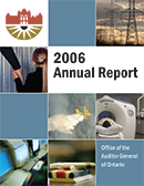 2006 Annual Report: Air Quality Program: Follow-Up Report