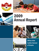 2009 Annual Report: Government User Fees