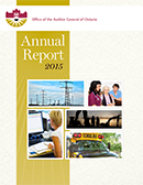 2015 Annual Report: Mines and Minerals Program