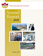 2018 Annual Report Volume 1