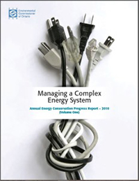 2010 Annual Energy Conservation Progress Report, Volume 1