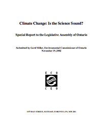 2002 Special Report: Climate Change: is the Science Sound?