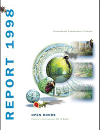 1998 Annual Environmental Protection Report