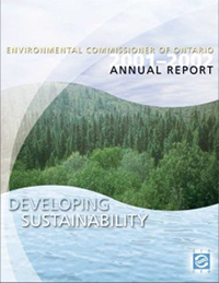 2001/2002 Annual Environmental Protection Report