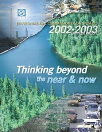 2002/2003 Annual Environmental Protection Report