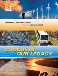2003/2004 Annual Environmental Protection Report