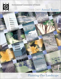 2004/2005 Annual Environmental Protection Report