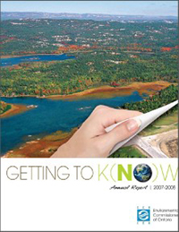 2007/2008 Annual Environmental Protection Report