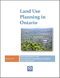 Land Use Planning in Ontario