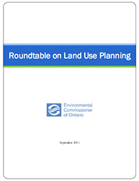 Roundtable on Land Use Planning