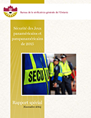 Special Report on 2015 Pan Am/Parapan Am Games Security